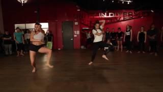 Maddie Ziegler & Kalani Hilliker | Shape Of You | @BlakeMcgrath Choreography