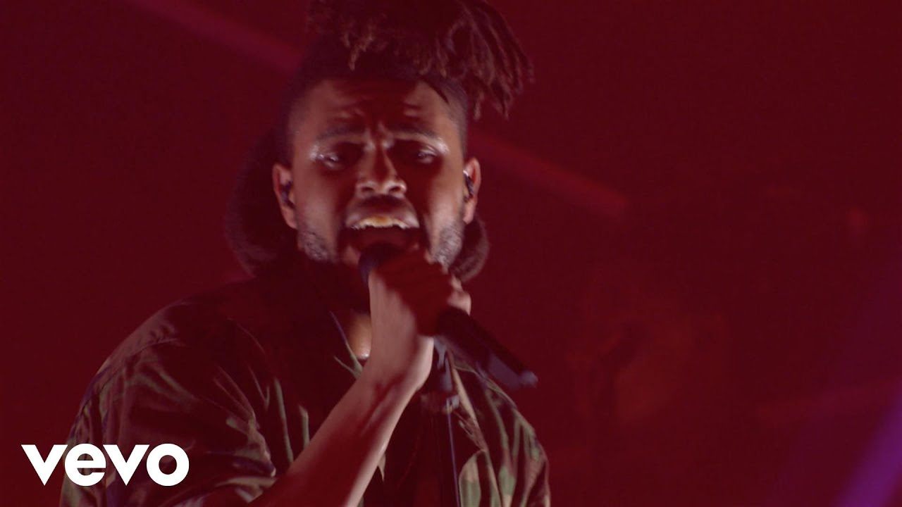 The Weeknd - House of Balloons / Glass Table Girls (Vevo Presents)