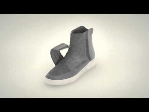 kanye adidas commercial
