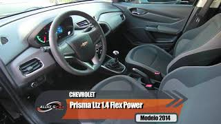 CHEVROLET PRISMA LTZ 1.4 FLEX CONFIRA AQUI NA ALDO'S CAR MULTIMARCAS