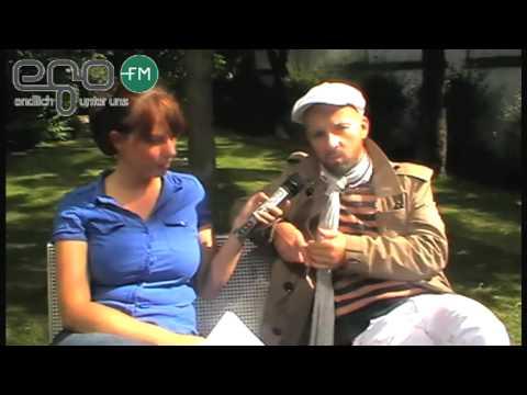 Shantel 1/4 - Das egoFM Interview (egoFM.de)