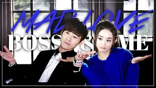 ᴍᴀᴅ ʟove boss and me mv