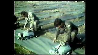 Zasady skladania spadochronu desantowego i przygotowania naziemnego skoczków ( MON za czasów PRL)