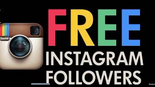 How To Increase Free Instagram Followers (2019) 1 Day 10k Followers on Instagram Live Proff