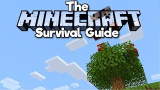 TNT Powered Auto Tree Farm! ▫ The Minecraft Survival Guide (Tutorial Lets Play) [Part 148]