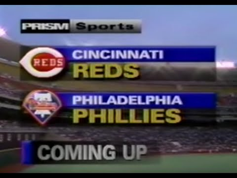 April 1994 - Reds vs Phillies   @mrodsports