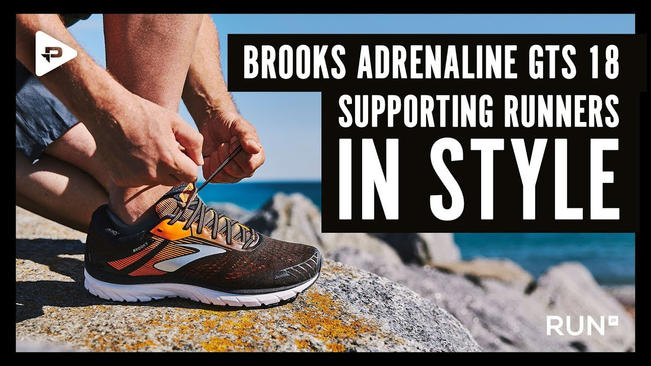 22b7f10954c Brooks Adrenaline GTS 18 - supporting runners in style and comfort ...