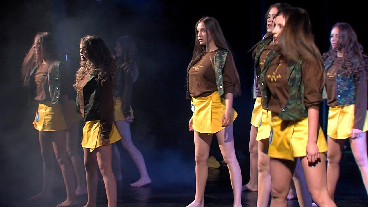 Dívky v showe