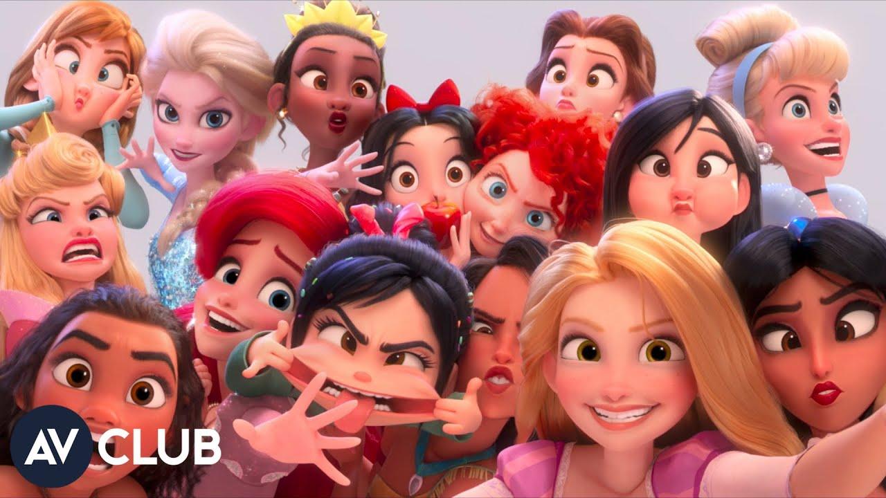 Ralph Breaks The Internet S Animators Explain How The Disney