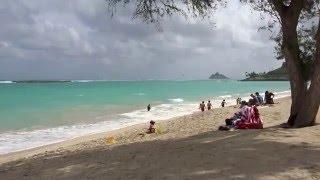 Lanikai Beach Kailua Beach Park Kailua Bay hawaii 20151219 1127