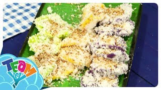 Snaks Naman: Palitaw by Chef Tatung | Team Yey Season 2