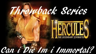 Hercules The Legendary Journeys The Underworld Movie Can I Die Im I Immortal?