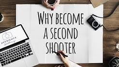 WEDDING PHOTOGRAPHY | Why Become a Second Shooter
