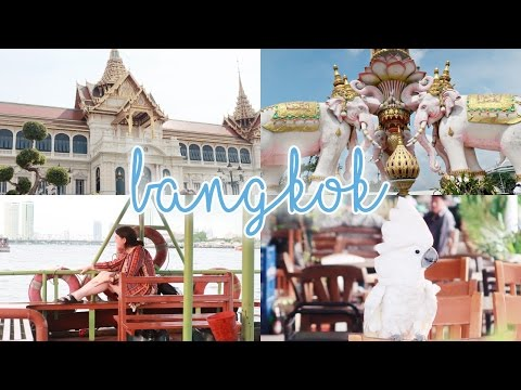 3 Days in Bangkok! Thailand Travel Vlog ✨