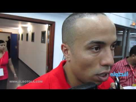 Kharja apres le match maroc vs mozambique .f4v