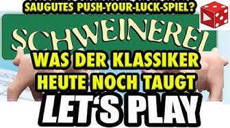 Schweinerei - Let's Play (deutsch) Wining Moves