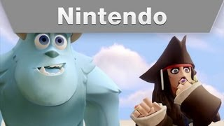 Download Nintendo - Disney Infinity Announce Trailer Mp3 and Videos