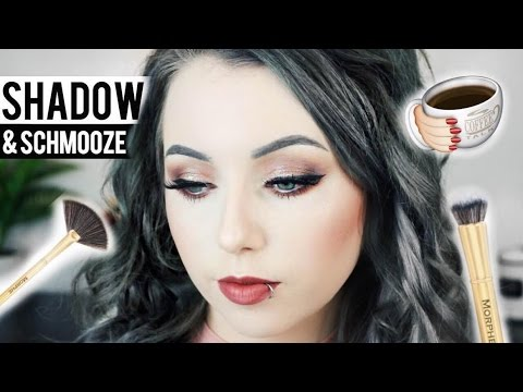 Shadow & Schmooze! Youtube Networks, My Job & Moving?!