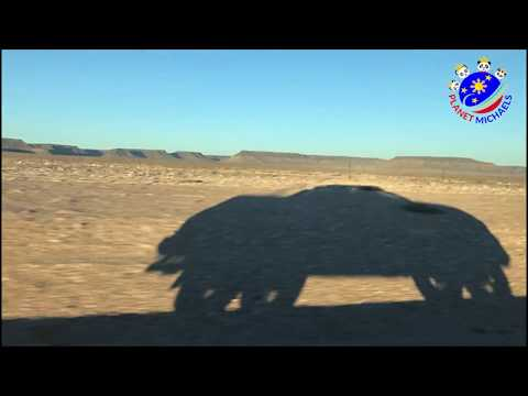 CAR SHADOW CHALLENGE - LOCATION: NAMIBIA