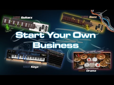 MIDIculous 3.0 - LMS Lessons :: Start Your Own Business