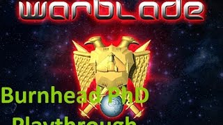 Warblade (Galaga remake) playthrough levels 1-100 Normal Difficulty + Advice