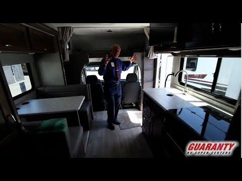 2020 Winnebago Vita 24 F Class C Diesel Motorhome • Guaranty.com