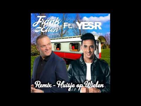 Frank van Etten - Huisje op wielen ft. Yes-r