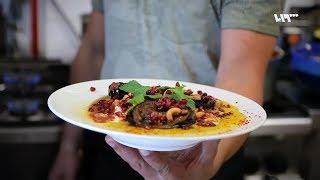 """""""فلافل شادي"""" في لوكسمبورغ قصة شاب سوري يجعل من مطعمه ملتقى للاجئين"""