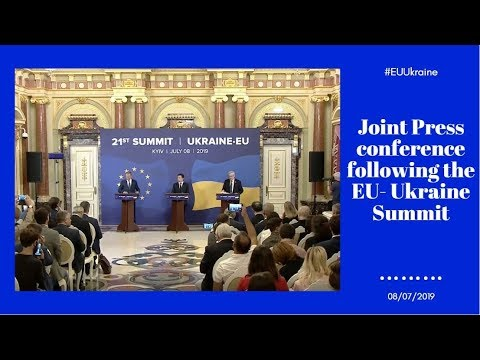 Joint press conference