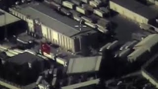 RAW: Massive truck flow through Syrian-Turkish border at Reyhanli checkpoint