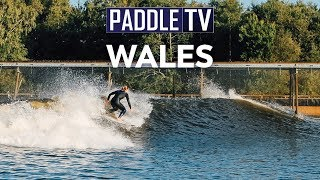 Video Paddling Wales | SUP Surfing at Surf Snowdonia download MP3, 3GP, MP4, WEBM, AVI, FLV September 2018