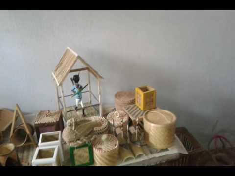 Handicraft of Sabar artisan of Nimdih Block