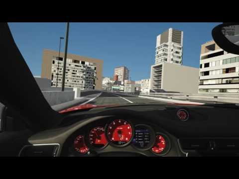 Assetto Corsa - Porsche 911 Carrera S in Shuto Expressway [60 FPS] [T500RS]