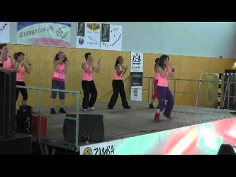 Zumba Party Luxembourg Zumbachicas @ rodange zumba 4 Mars 2012