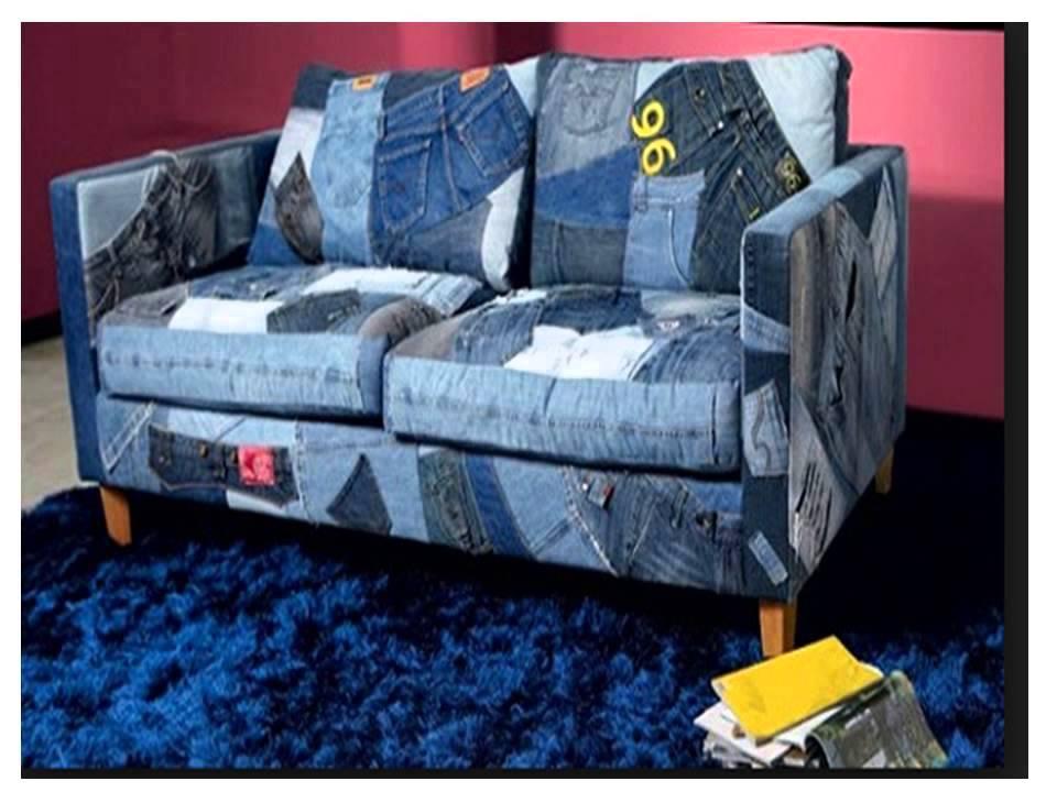 4 Ideias De Sofa Poltrona Com Jeans Youtube