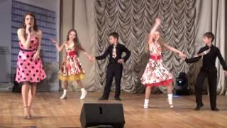 Наташа Шакина - Буги вуги (ost к/ф Стиляги)