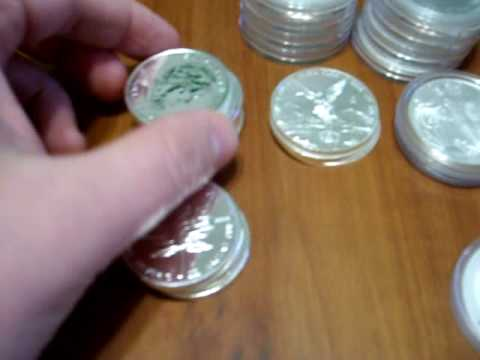 Silver Update - some New Bullions