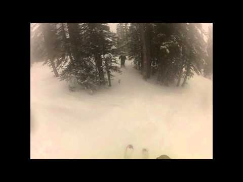 Snowmass, CO Ski Chase Scene, by Derek Taylor