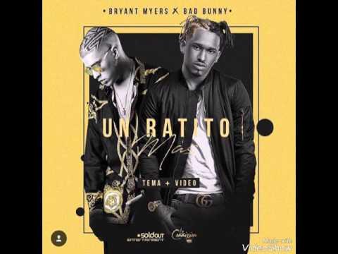 Un Ratito Más - Bryant Myers ft. Bad Bunny | Audio Oficial