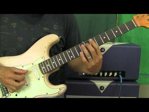 Jimi Hendrix - Bold as Love - Guitar Lesson