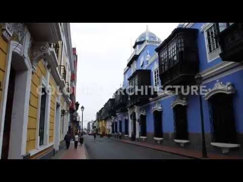 Travel to Lima in 3 minutes / with FOOD FESTIVAL