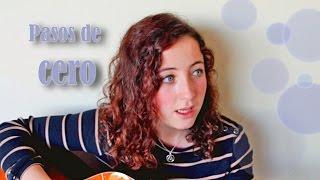 Pablo Alborán-Pasos de cero, cover Marina Calero