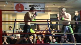 Steven Ray Vs Dan Hope Honour 4 MMA Main event