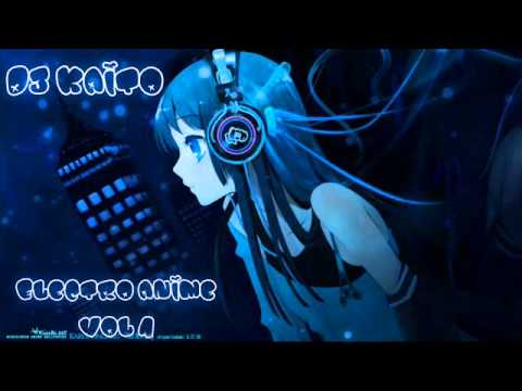 Manga 3d Wallpaper Dj Kaito Electro Anime Vol 1 Youtube