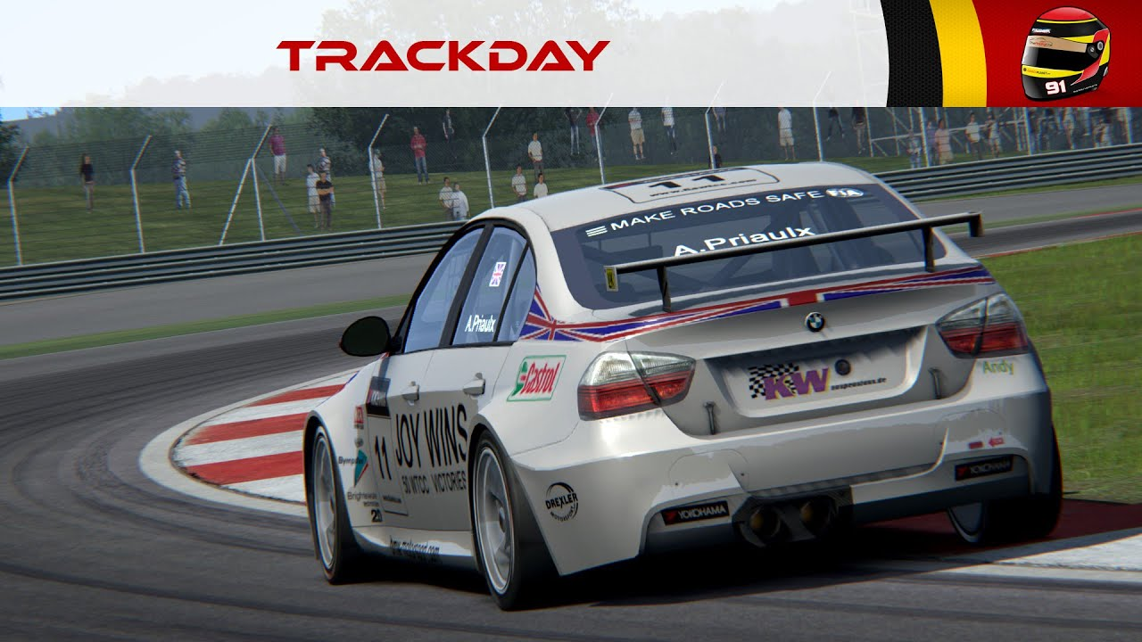 trackday 29 bmw e90 320si wtcc silverstone fr. Black Bedroom Furniture Sets. Home Design Ideas