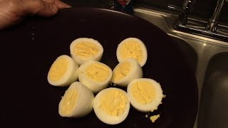 Perfect Easy To Pęel Hard Boiled Eggs EVERY Time How To Make Them Without Fail