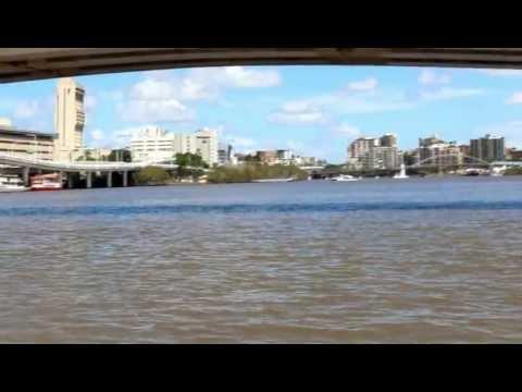 City Cat Brisbane River