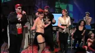 Repeat youtube video BUCKWHEAT GROATS Get An Old Lady Naked On Live TV - Chris Gethard Show 1/12/12
