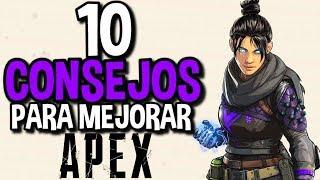 10 CONSEJOS PARA MEJORAR EN APEX LEGENDS |GUÍA BÁSICA APEX LEGENDS
