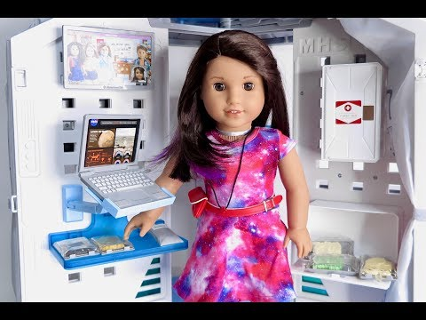 American Girl 2018 Girl Of The Year Reveal - Luciana Vega